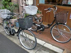 電動アシスト自転車01